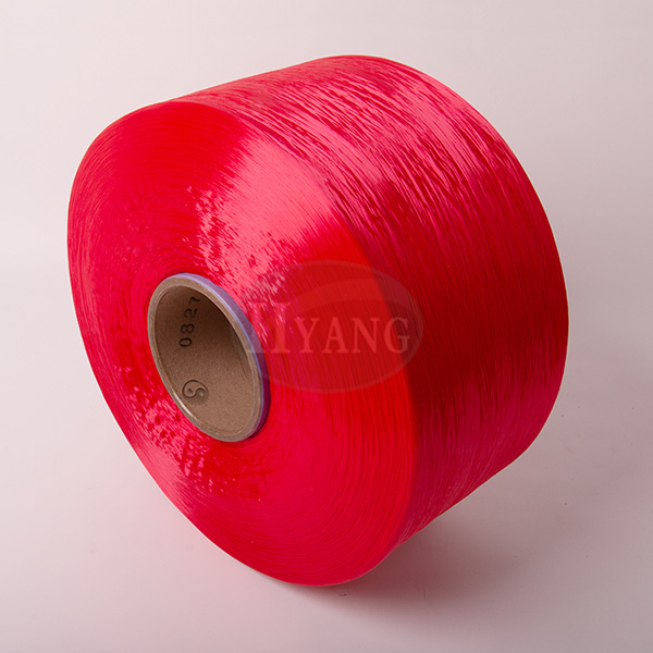 Polypropylene high strength yarn (recommended by manufacturers)