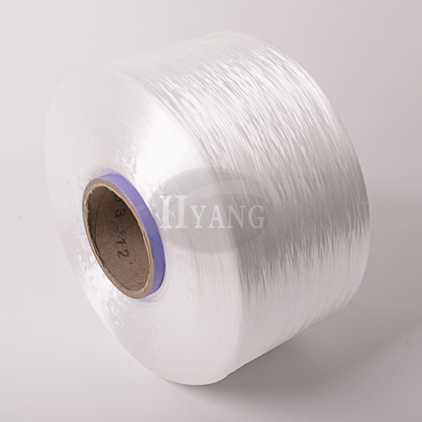 Polypropylene high strength yarn