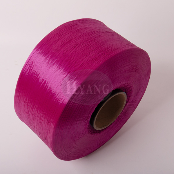 Good polypropylene high strength yarn